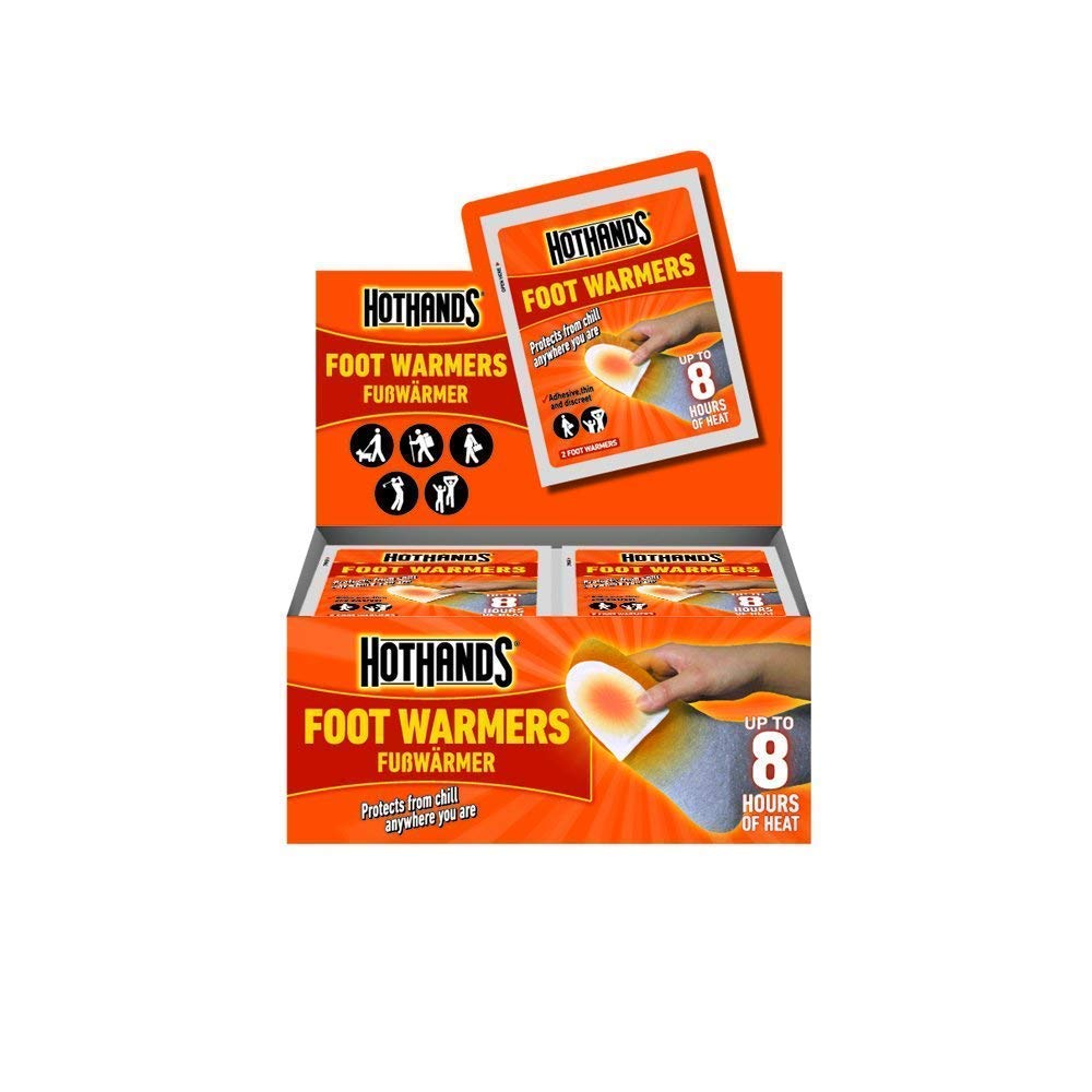 HotHands Hand Warmer and Foot Warmer Multi Buy Options 40 Pair of Hand Warmers