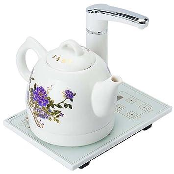 PEIEI- Juego de té de Kung Fu, caldera, tetera, calentador de agua