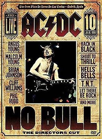 Ac/Dc - No Bull The Directors Cut [DVD]
