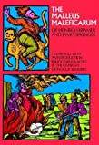 The Malleus Maleficarum of Heinrich Kramer and James Sprenger (Dover Occult) by Heinrich Kramer, James Sprenger Revised Edition [Paperback(1971)]