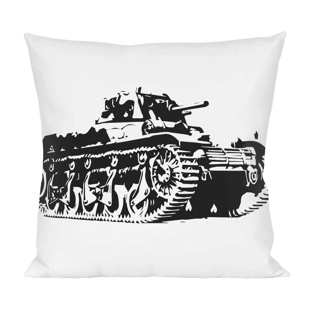 Tank Pillow Amoior