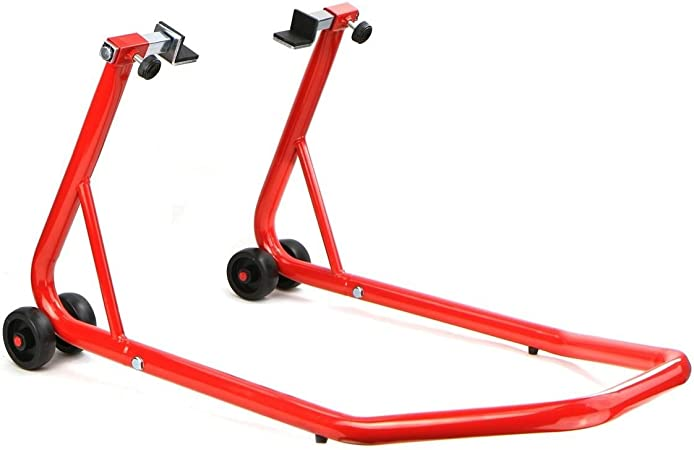 Motorcycle Front Fork Lift And Rear Spool Stand Stands Forklift Swingarm For New