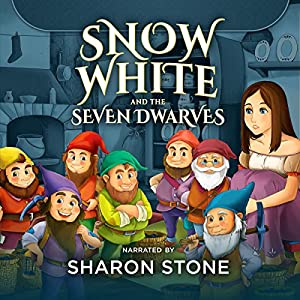 Snow White and the Seven Dwarfs: The Classics Read by Celebrities Audiobook