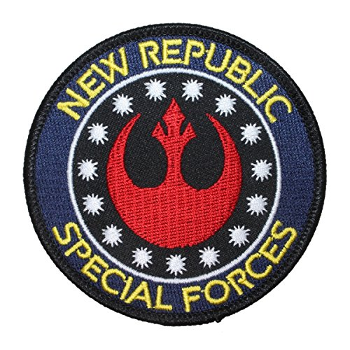 Application Star Wars New Republic Special Forces Patch