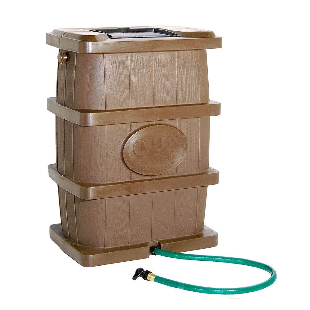 Brown Rain Catcher  - 50 Gallon