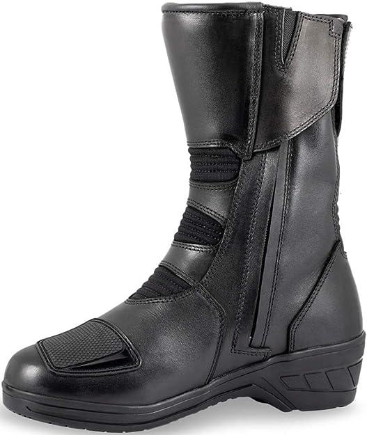 Ixs Boots Lady High Black Unisex Boots Lady High Black Schuhe Handtaschen