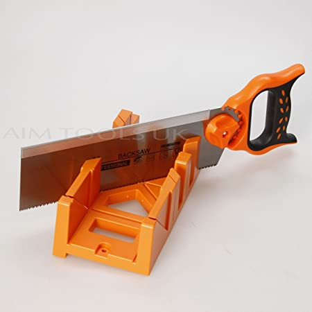 313571 Hand Tenon Frame Cutting Mitre Saw With Guide 12\