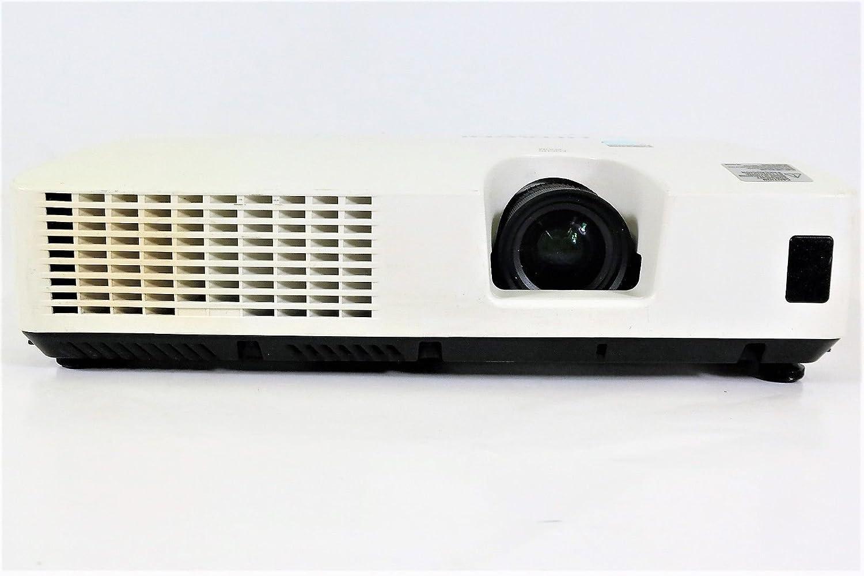 Hitachi CPWX8 - Proyector (2600 lúmenes ANSI, LCD, WXGA (1280x800 ...