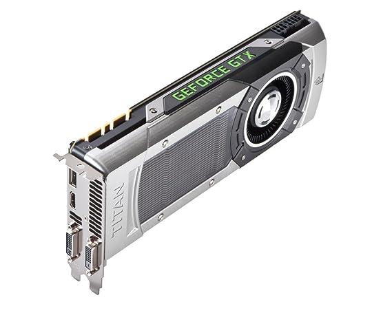 MSI V801-1253R GeForce GTX Titan 6GB GDDR5 - Tarjeta gráfica ...