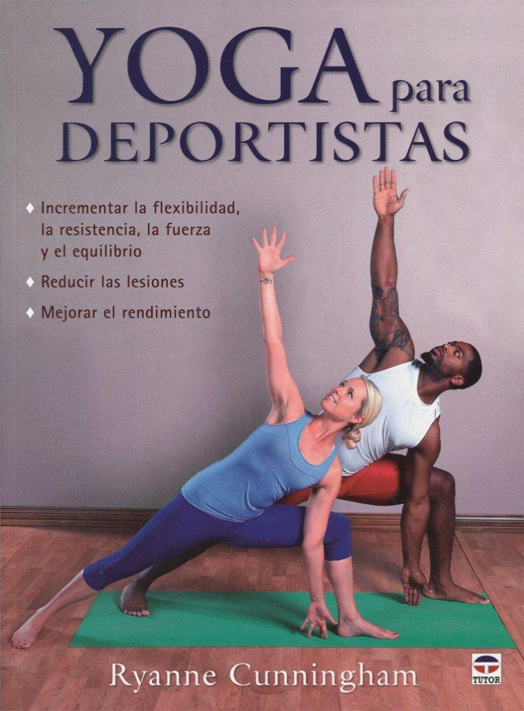 Yoga para deportistas: RYANNE CUNNINGHAM: 9788416676453 ...