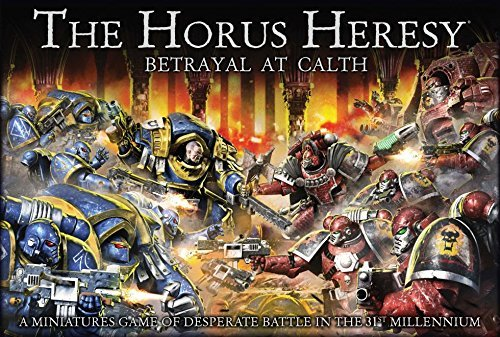 Horus Heresy: Betrayal at Calth Plastic Model Set