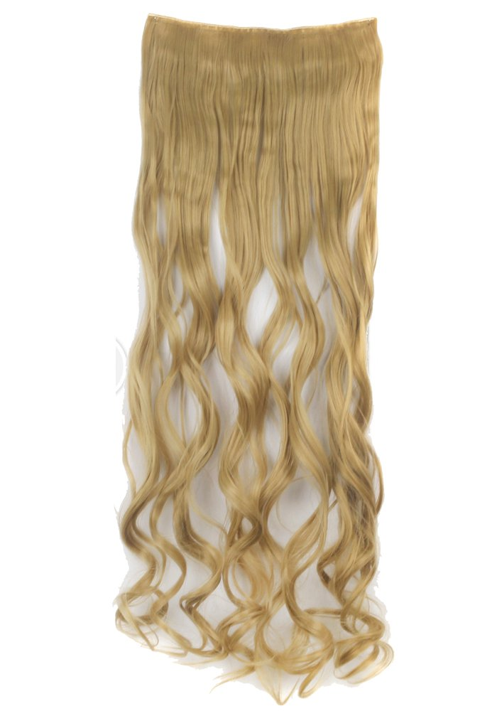 Amazon Florata 29 Inch Curly Wave Clip In Hair Extensions