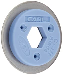 CARL B-01 Professional Rotary Trimmer Replacement Blade - Straight