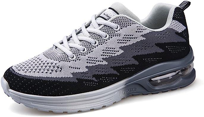 Air Zapatillas de Deportes Hombre Mujer Zapatos Deportivos ...