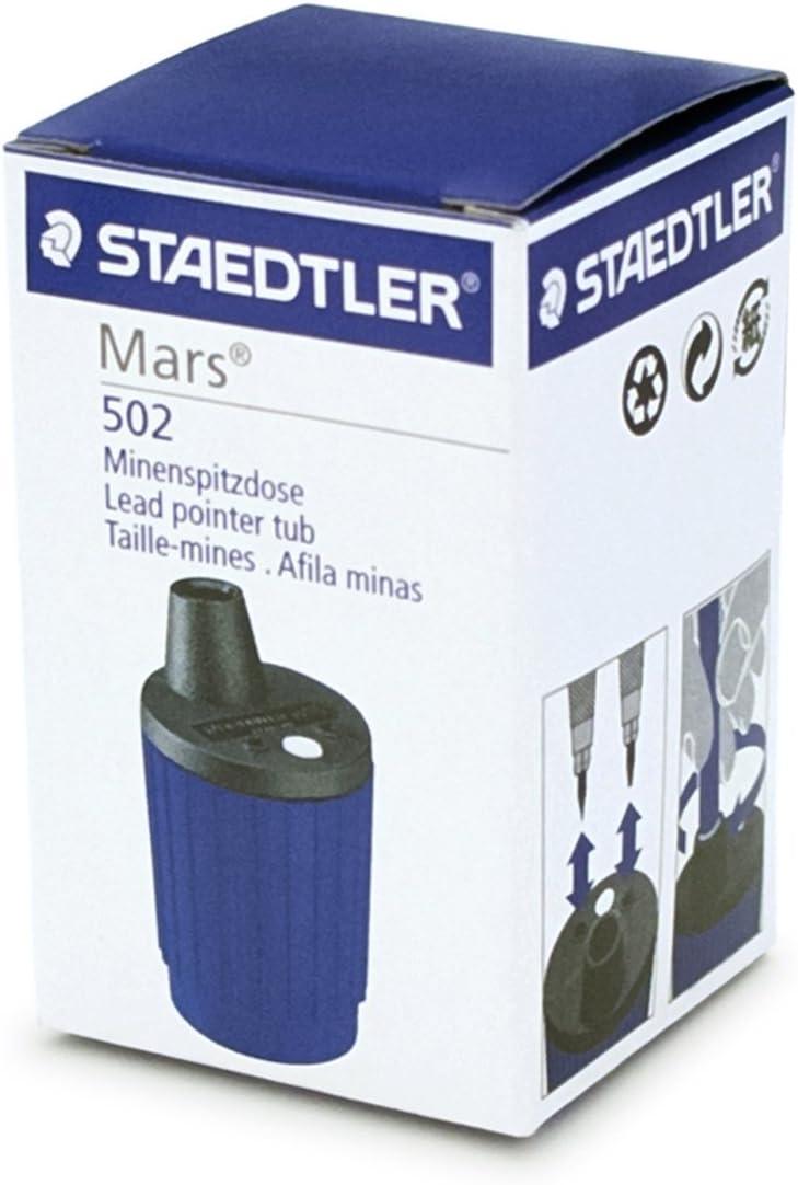 blau 2mm mit Metallclip Staedtler 780 C Mars technico Fallminenstift HB