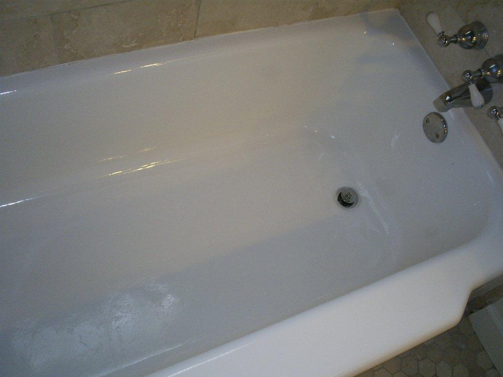 AquaFinish 32 oz Bathtub and Tile Refinishing Kit - Household ...
