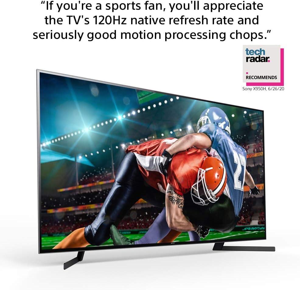 Sony X950H: 4K Ultra HD Smart TV LED con HDR y compatibilidad Alexa, modelo 2020: Amazon.es: Electrónica