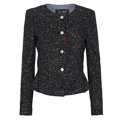 Armani Jeans - Abrigos y chaquetas - Chaquetas - de color Marina de guerra - de talla UK14-EU46: Amazon.es: Ropa y accesorios