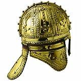 Armor Venue Deurne Roman Cavalry Helmet - Deepeeka - One Size - Gold Armour