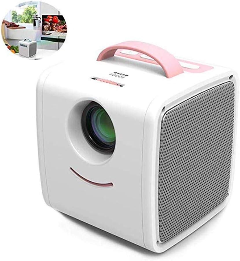 Mini proyector portátil con 1080p LED HD Calidad Proyector ...