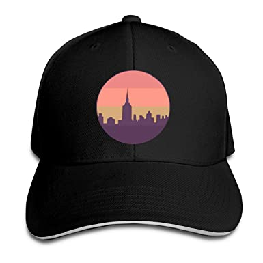 Men Womens New York City Gorra de Beisbol Gorra de Beisbol: Amazon ...