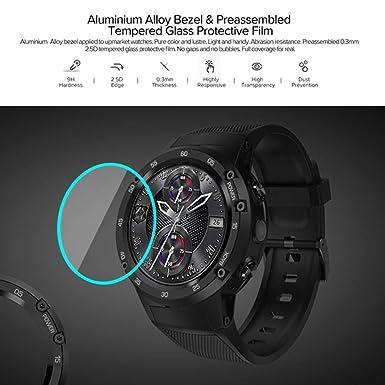 Amazon.com: Reloj inteligente, Zeblaze Thor 4 4G, Android ...