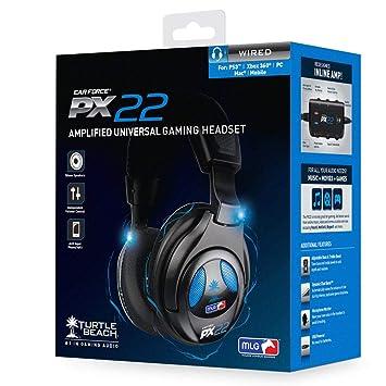 Amazon com: Turtle Beach - Ear Force PX22 Universal
