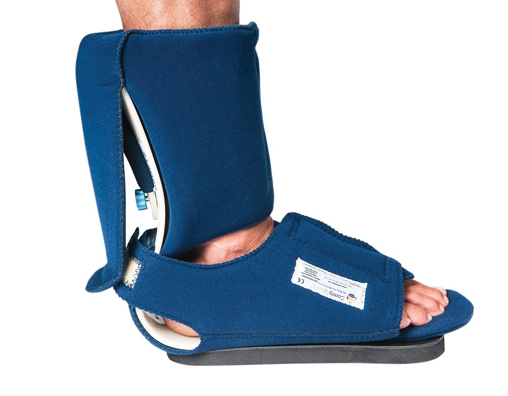Comfy Ambulating Boot Splint, fits up to adult size 12