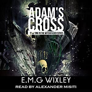 Adam's Cross Audiobook