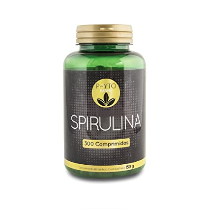 PHYTOFARMA Spirulina 300 comprimidos