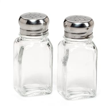 Farberware Classic Salt and Pepper Shaker (2-Ounce)