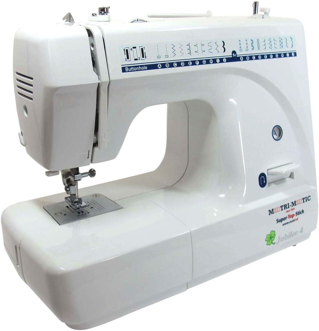 Matrimatic Jubilee 4 Máquina de coser Resistente: Amazon.es: Hogar