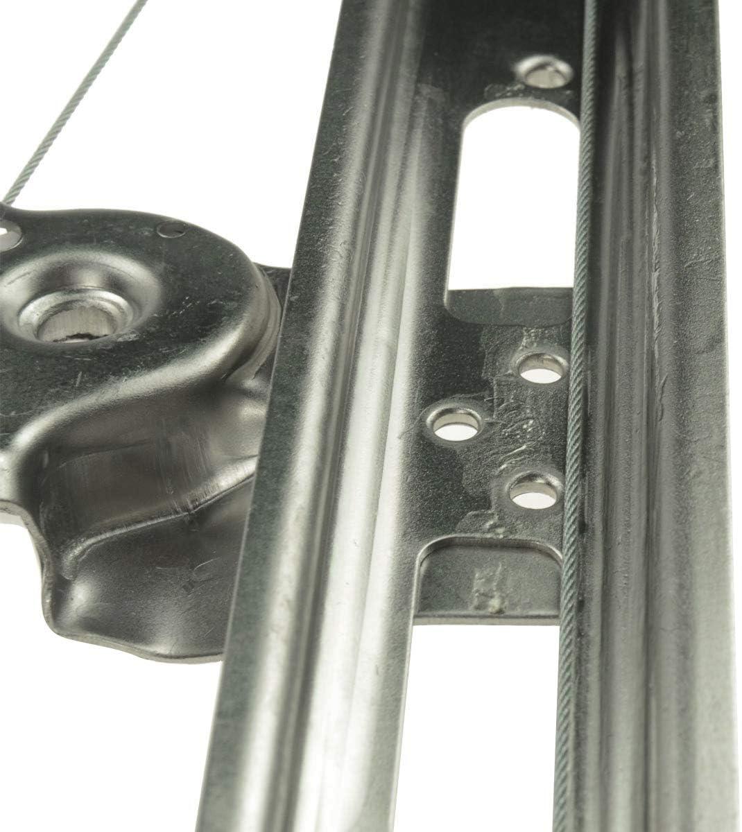 Elevalunas sin motor trasera derecha para 3 Series E46 1998-2005 Sedan /& Combi