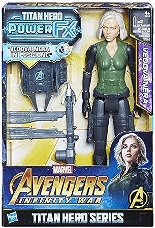 Avengers Titan Hero 4 personaggi 30 cm