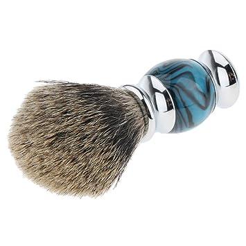 Amazon Com Sm Sunnimix Mustache Beard Dust Shaving Brush Facial