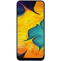 Samsung Galaxy A30 SM-A305G/DS Dual SIM 3GB RAM 32GB gsm Desbloqueado sin garantía, Negro