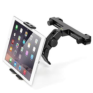 iKross Soporte de Coche para Tablet 7-12 Pulgadas, Sostenedor para Reposacabezas del Coche, para Samsung Galaxy Tab, Alcatel One Touch, iPad Pro y más: ...