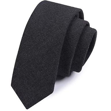 LLCF Corbata de hombre, estilo retro británico se puede combinar ...