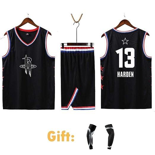 James Harden # 13 Houston Rockets Baloncesto Sin Mangas Clásico ...