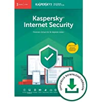 Kaspersky Internet Security 2019 Standard | 3 Geräte | 1 Jahr | Windows/Mac/Android | Download | Standard | 3 Geräte | 1 Jahr | PC/Mac | Online Code