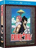 Fairy Tail: Collection Five (Blu-ray/DVD Combo)