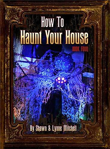How to Haunt Your House, Book (Halloween Party Interior Design)