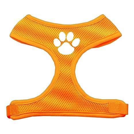 Amazon.com : Mirage Pet Products Paw Design Soft Mesh Dog Harnesses