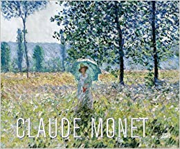 claude monet fields in spring emanating