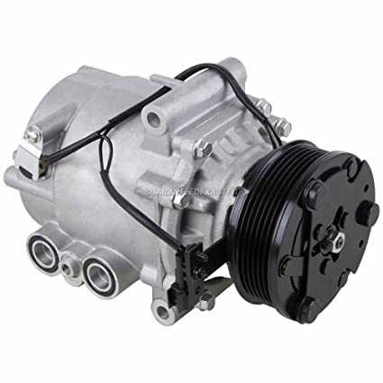 AC Compressor w/A/C Repair Kit For Saturn Vue 2004 - BuyAutoParts  60-80361RK New