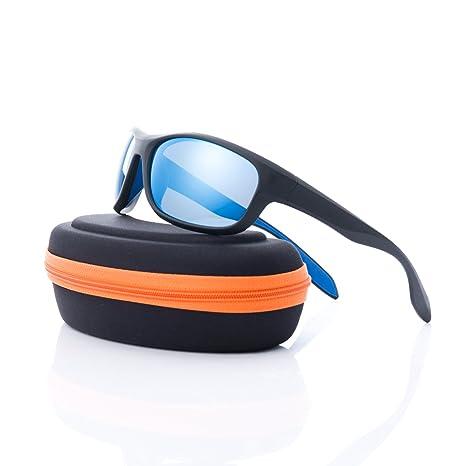 Avoalre Full Frame Deportes gafas de sol polarizadas Tr 90 Nano anti aceite película para hombres