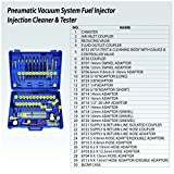 FIRSTINFO Pneumatic Vacuum System Fuel Injector