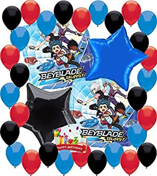 Amazon.com: Paquete de globos de cumpleaños para decoración ...