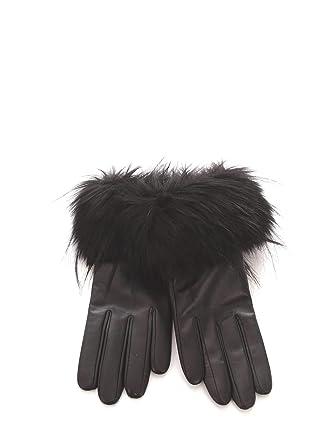 7fe4949e832a Guess Marciano 84G920 8921Z Gants Femme Jet black 44  Amazon.fr  Vêtements  et accessoires