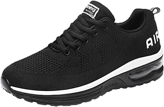 Mens Sneakers Air Cushion Fashion Sneakers Casual Shoes Breathable Athletic Shoe